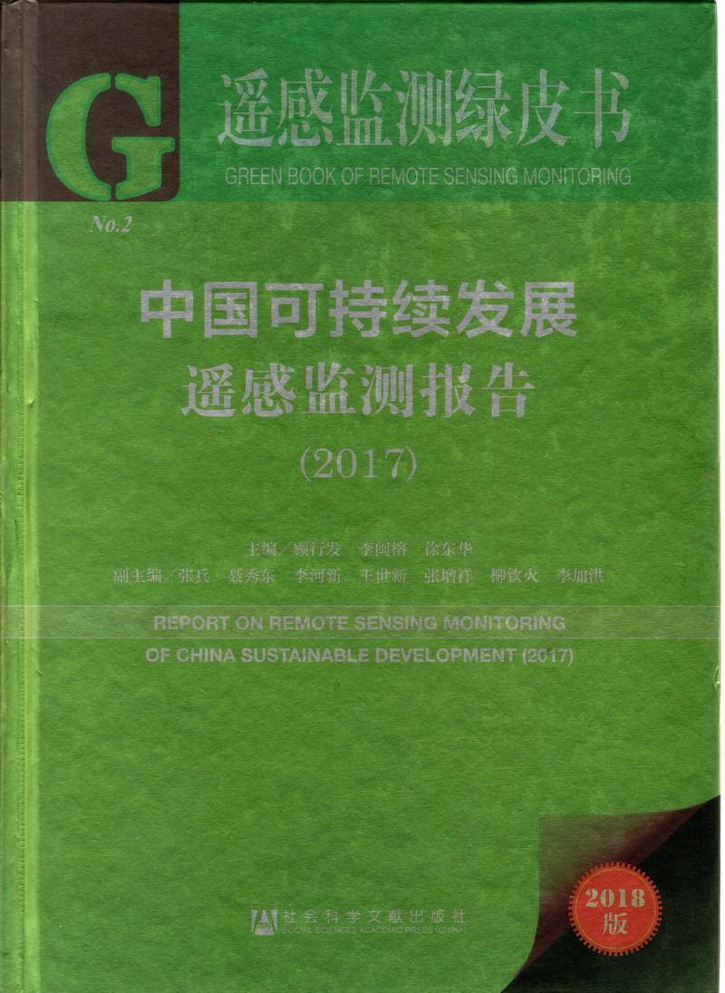 中国可持续发展遥感检测报告(2017)